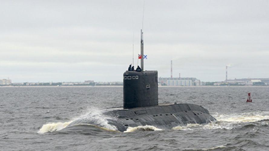Британская подлодка проиграла в «кошки-мышки» российским субмаринам у берегов Сирии