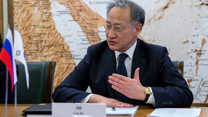 Южнокорейская компания намерена инвестировать всудоверфь наСахалине