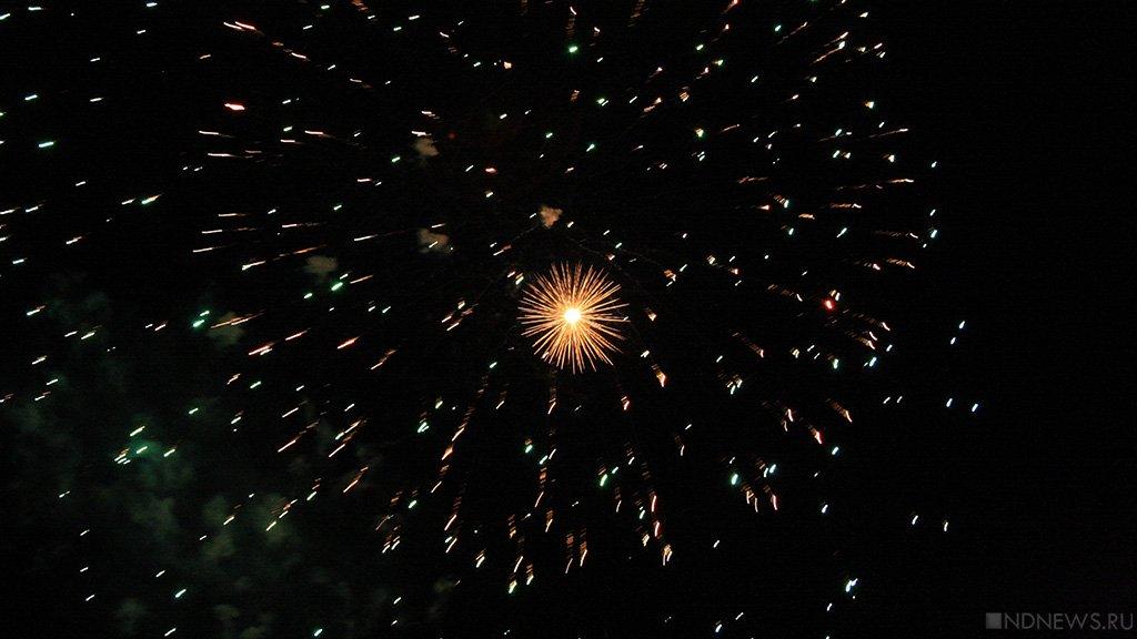 Граждане  Тюмени смогут наблюдать метеоритный поток Лириды