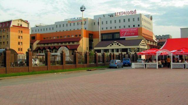 Генпрокуратура остановила деятельностьТД «Центральный»