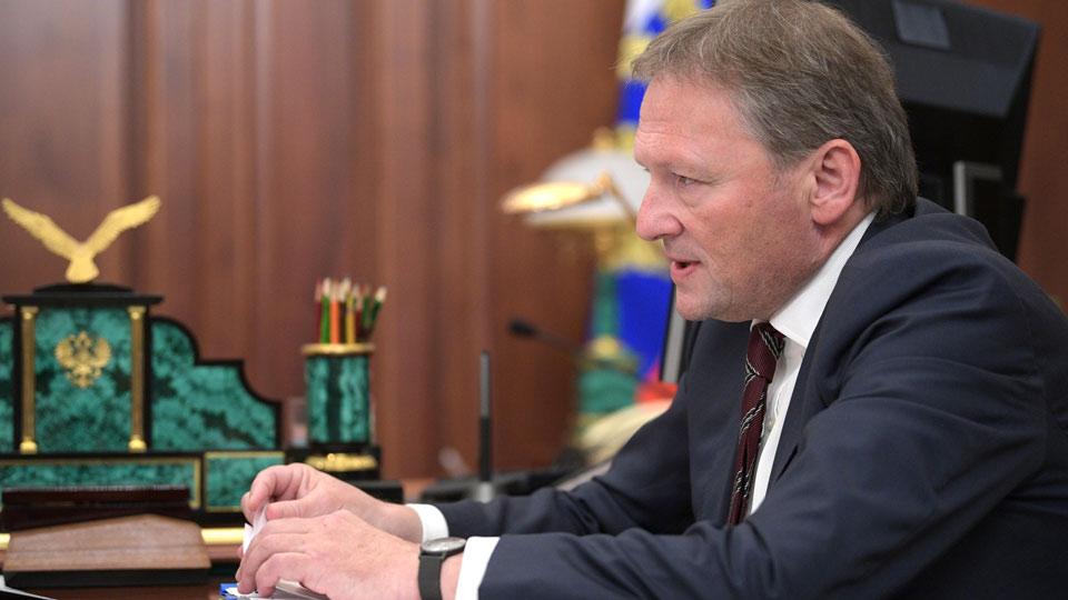 Борис Титов о реализации «майских указов»: повышать пенсионный возраст опасно и бессмысленно