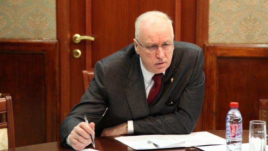 Бастрыкин вынес предупреждение главеСУ СКР поХМАО