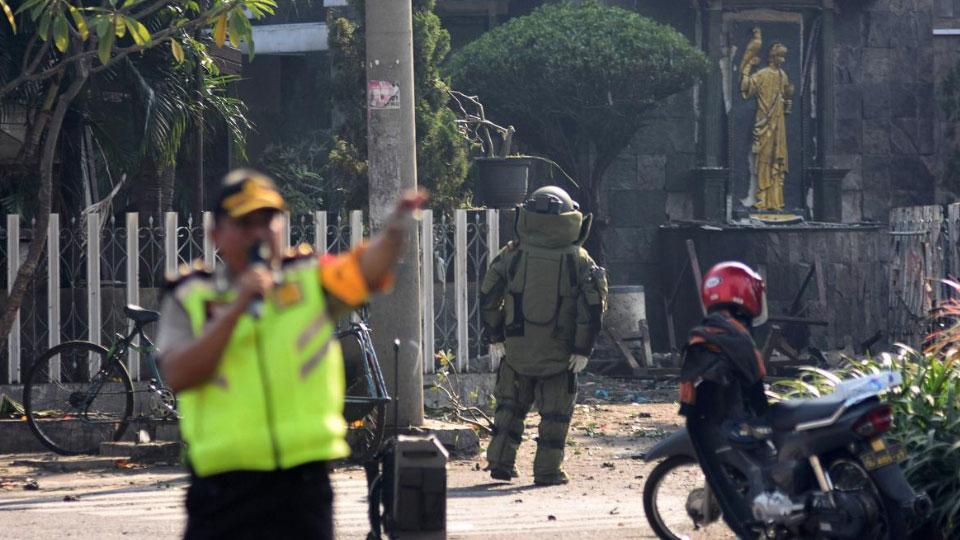 Ростуризм и МИД сделали заявления в связи с терактами в Индонезии