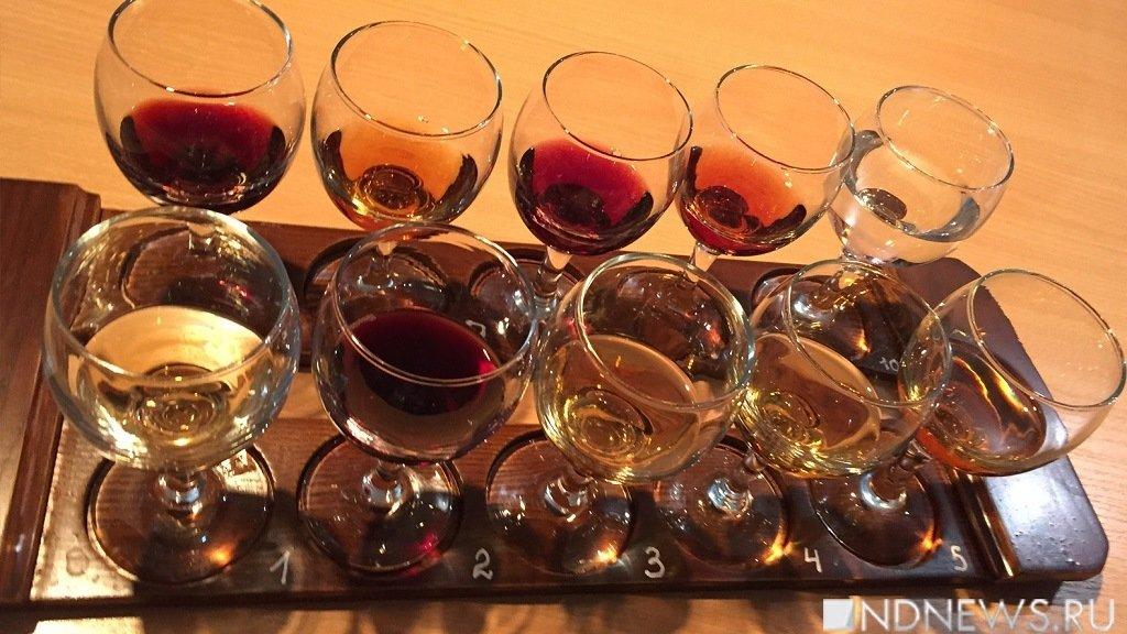 В коньяке винограда не обнаружено высоким требованиям соответствуют лишь 10% марок
