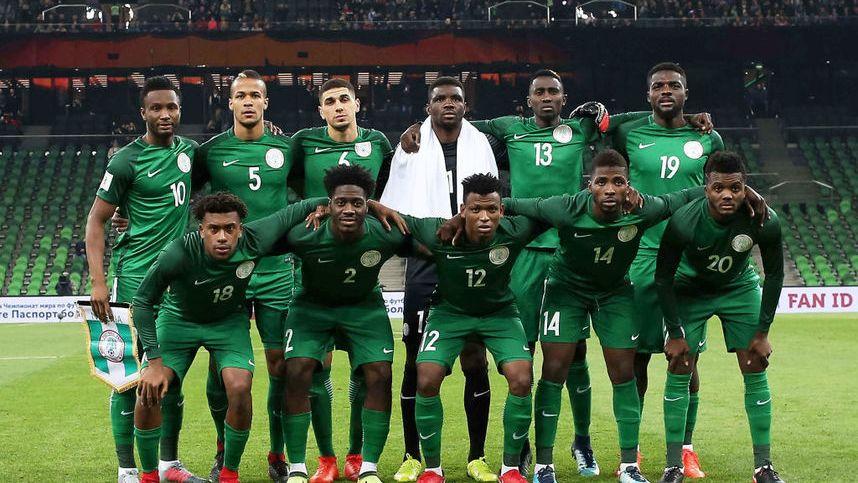 «Никакого секса с русскими девушками»: нигерийским футболистам запретили встречаться с россиянками на ЧМ-2018