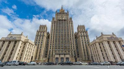 Лавров: Москва готова отреагировать на приближение НАТО к российским границам