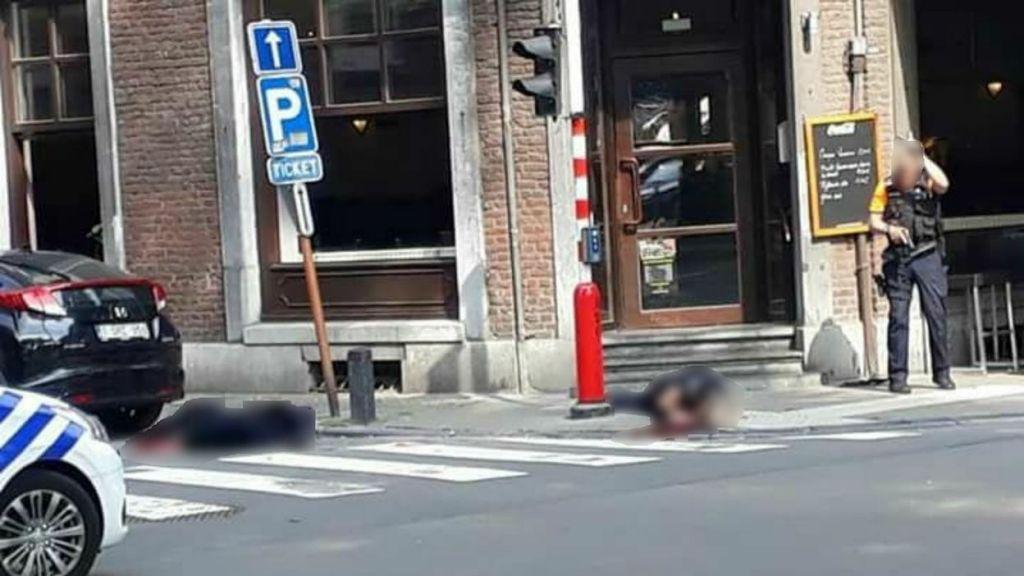 В Бельгии террорист с криком «Аллах акбар!» расстрелял полицейских
