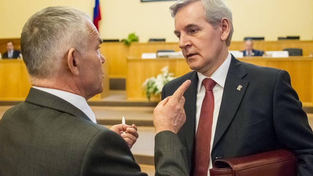 «Я не стал его беспокоить». Андрей Артюхов прокомментировал назначение сына на должность врио губернатора Ямала