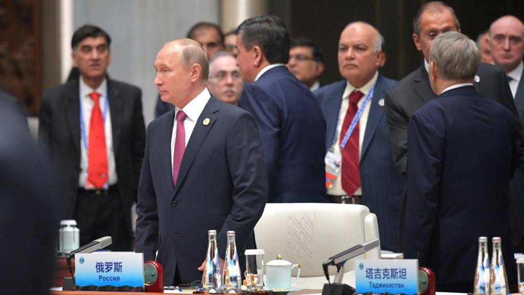 Путин обеспокоился последствиями выхода США из ядерной сделки с Ираном