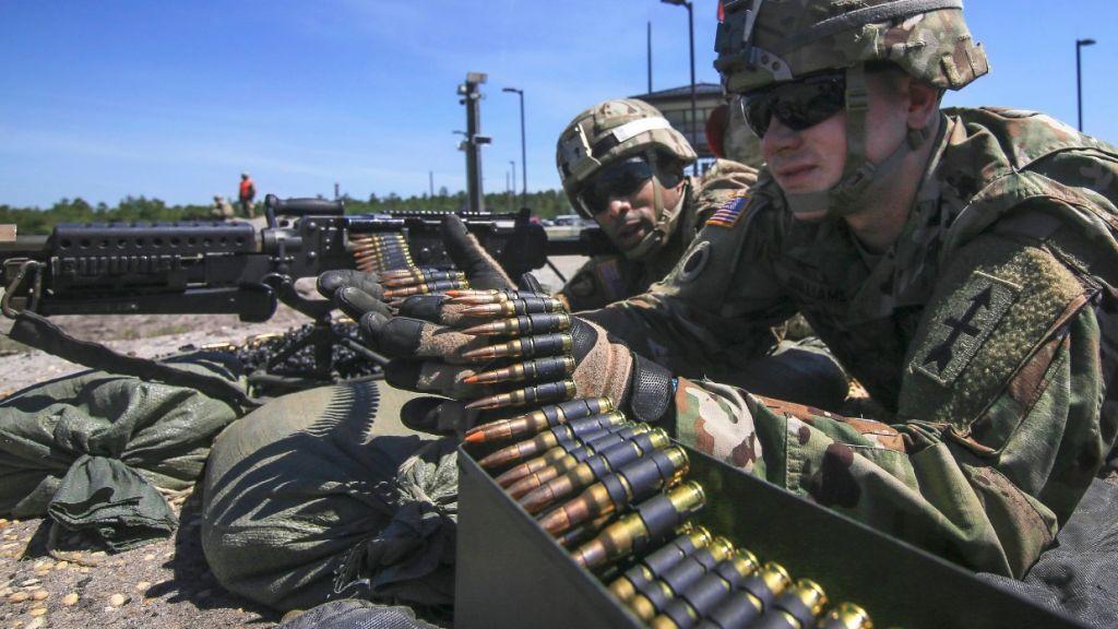 Норвегия планирует вдвое увеличить присутствие вгосударстве  американских военных