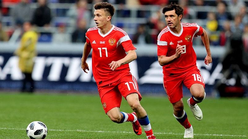 Помогут ли футболистам сборной России звезды? Астропрогноз на ЧМ-2018
