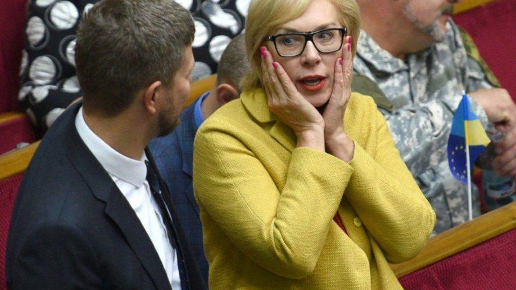 Пресс-секретарь главы российского государства Дмитрий Песков несмог сформулировать причину недопуска Денисовой кСенцову
