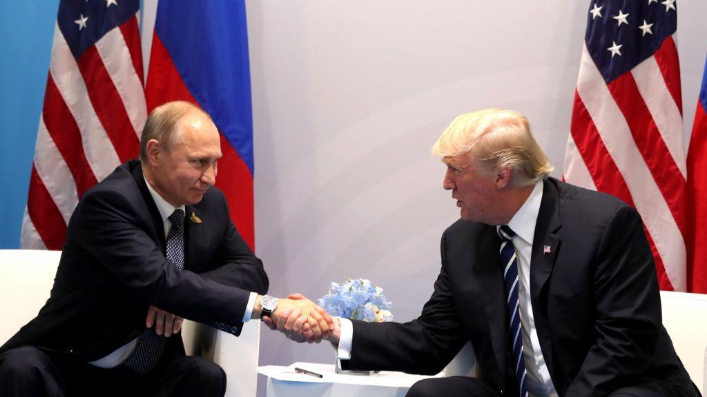 Источник: Путин выпустит Сенцова до встречи с Трампом под финал мундиаля