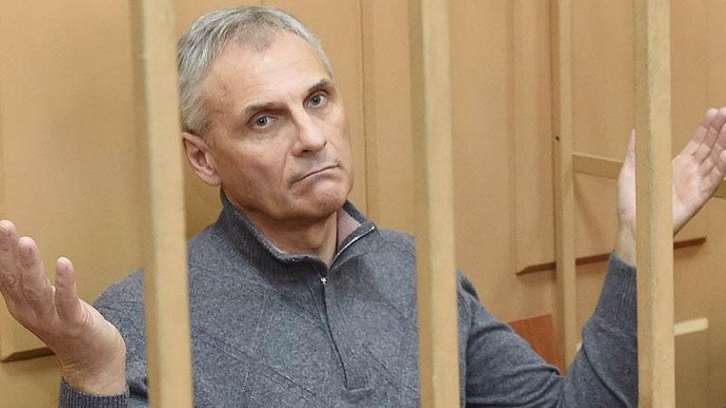 УХорошавина отыскали новые взятки надесятки млн руб.