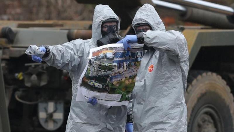 В Великобритании два человека отравились неизвестным ядом