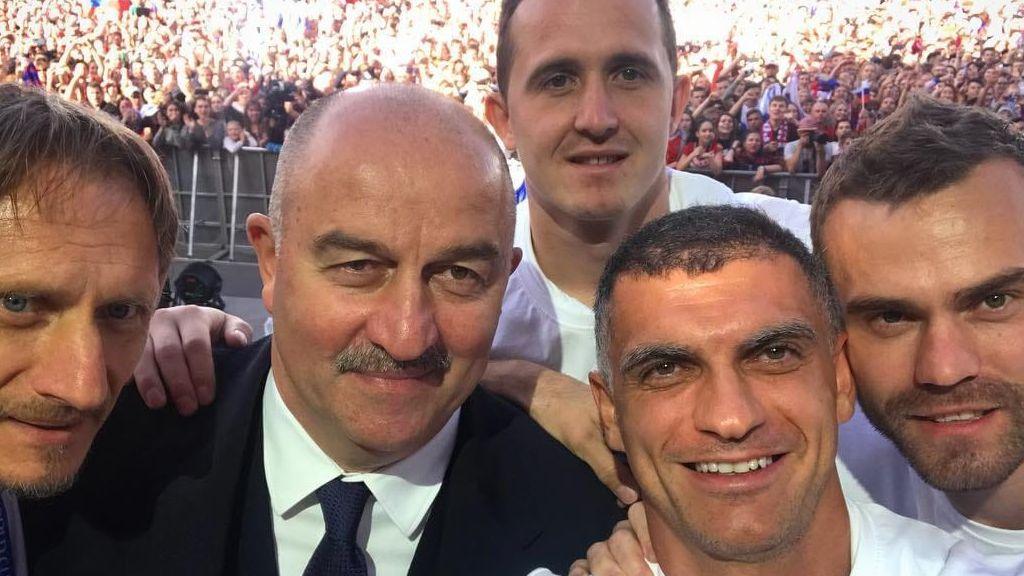 ФИФА: сборная России – лучшая в защите на ЧМ-2018