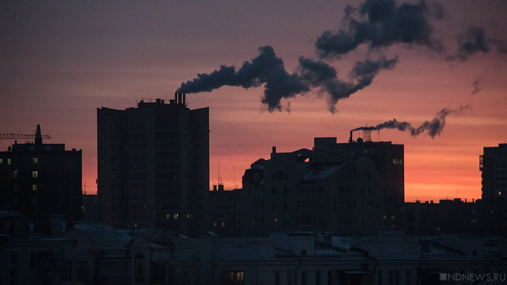 Режим «черного неба» продолжается на Южном Урале