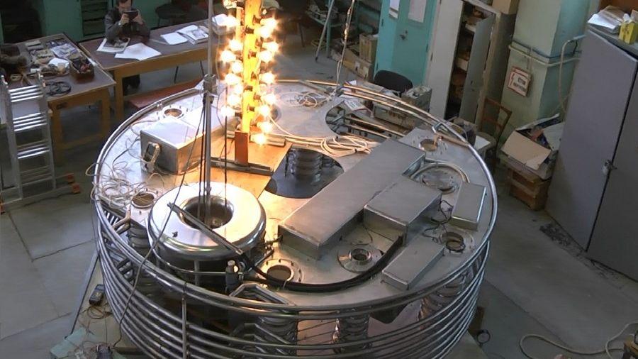Российские ядерщики создали прототип для новейшего немецкого коллайдера