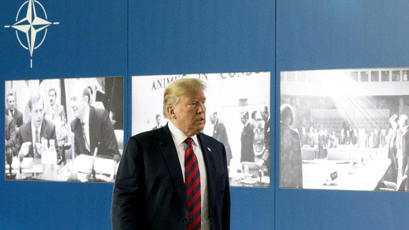 Трамп не уверен в результативности встречи с Путиным