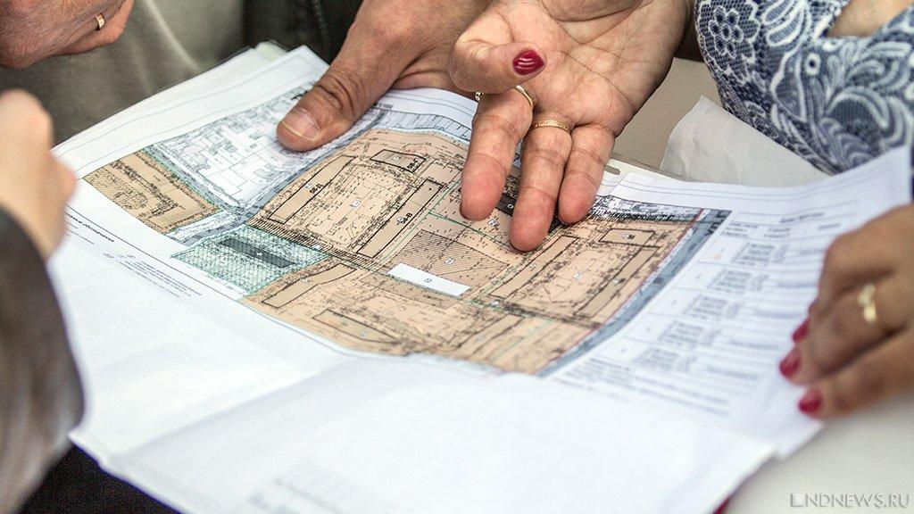 В Крыму оставили без работы частных и материковых проектировщиков