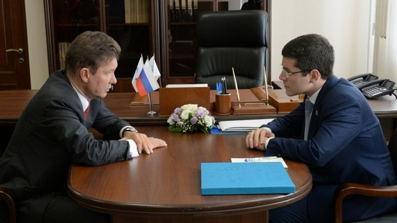В2016 году «Газпром» начнет осваивать Харасавэйское месторождение вЯНАО