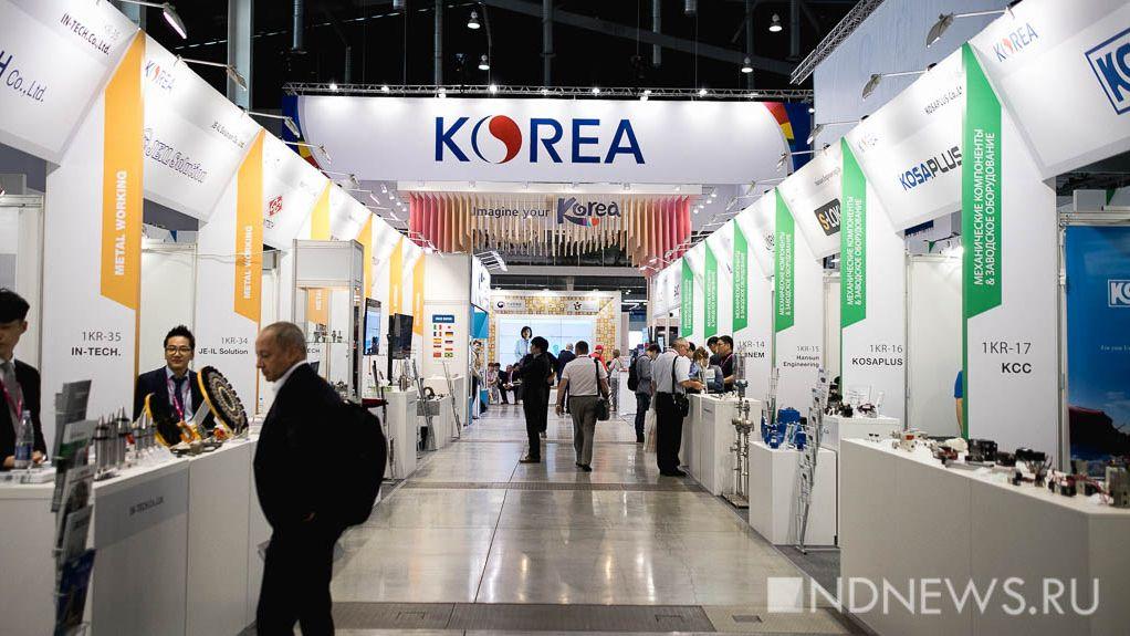 Антимидасовская корпорация: китайские и корейские партнеры «Иннопрома» пополнят список «удач» КРСУ