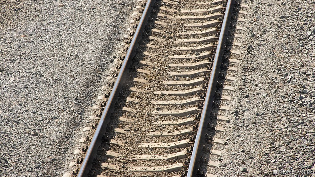 Киев согласен восстановить железнодорожное сообщение с Донбассом