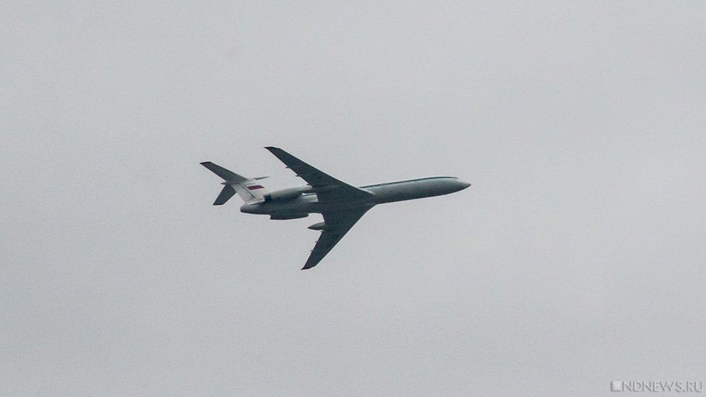 На борту самолета, летевшего в Крым, умер пассажир