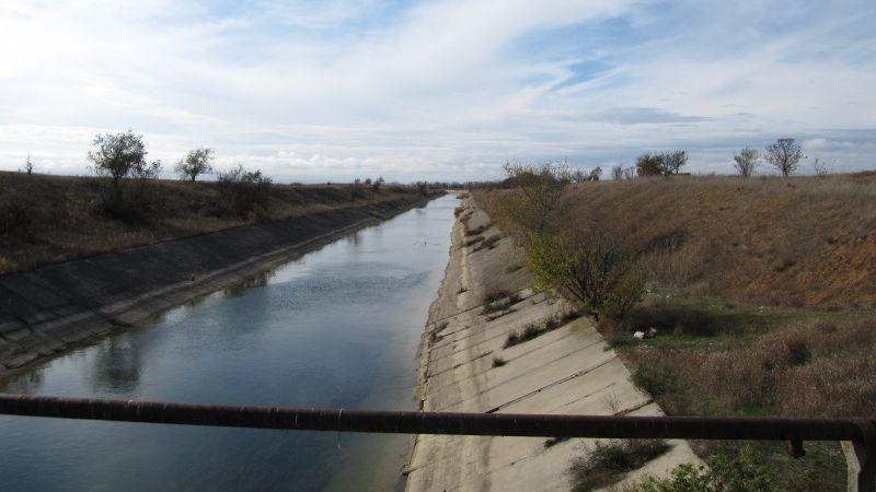 Зеленский отказался отменять водную блокаду Крыма
