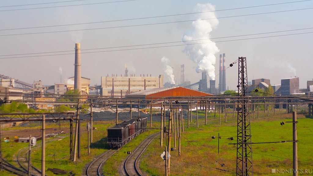 Росстат прозрел промышленное производство в России замедляется