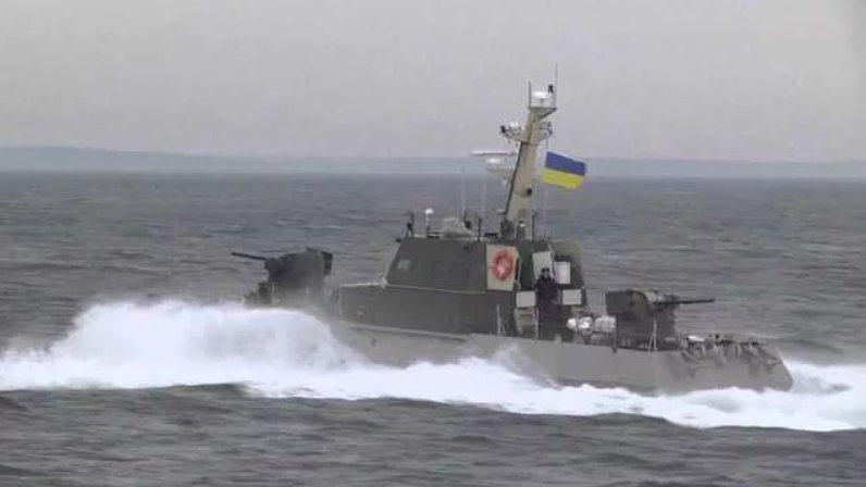 СМИ: Арестованные бронекатера передадут Украине ночью возле Одессы