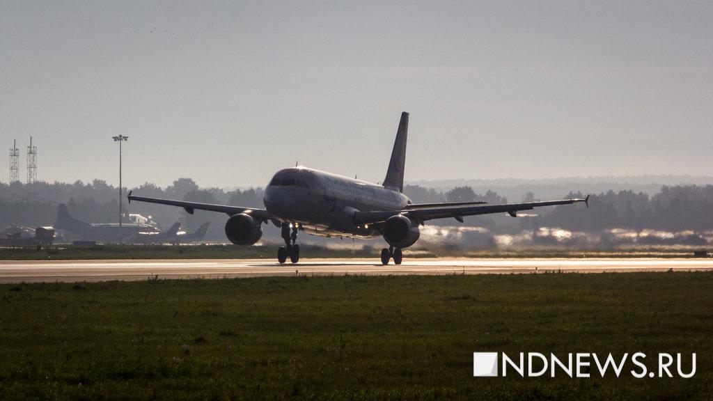 Вподмосковном аэропорту столкнулись два самолета