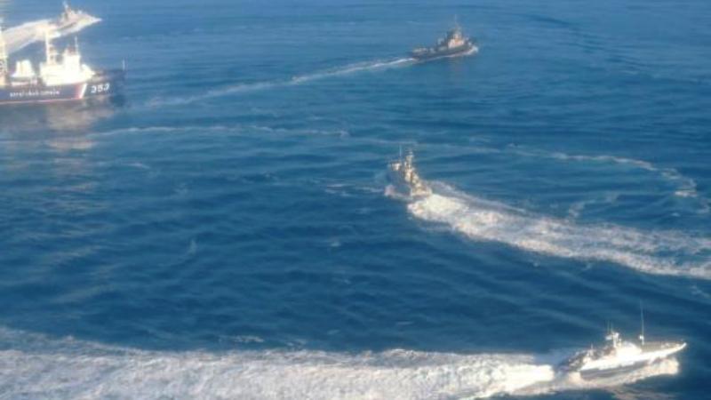 МИД РФ: Предложение о возвращении арестованных кораблей Украине никак не связано с «нормандской встречей»