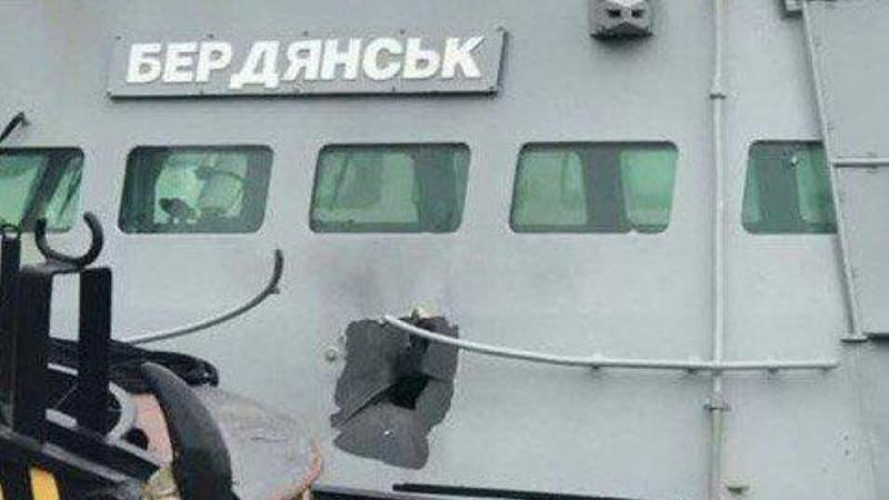 Верните немедленно! Киев потребовал от Москвы не прикасаться к «дырам» на арестованных бронекатерах
