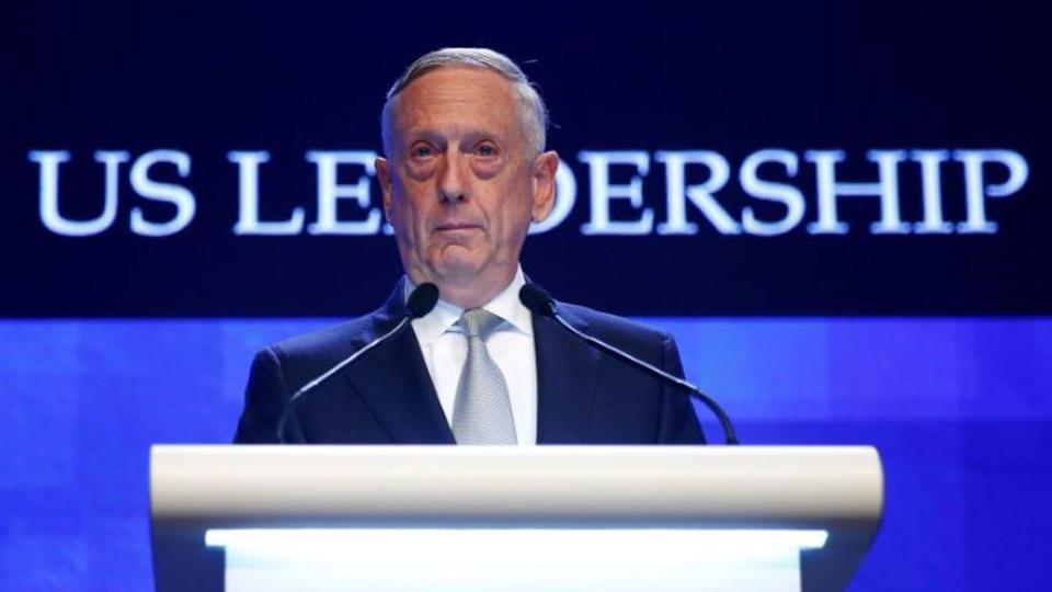 Руководитель Пентагона уходит вотставку из-за разногласий сТрампом