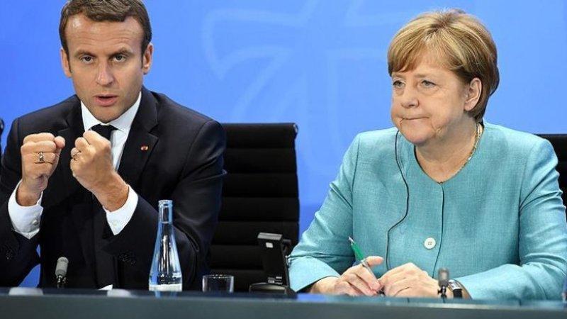 Зеленский в разговоре с Трампом заискивал и жаловался на Меркель и Макрона