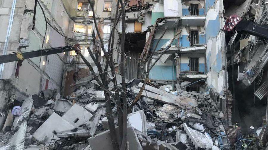 В том числе ребенок… Из-под завалов в Магнитогорске извлекли еще два тела