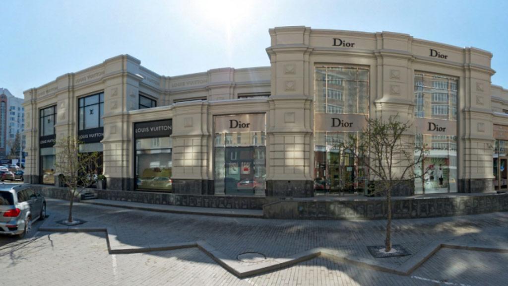 e3e3a7231e5 В Екатеринбурге закрывается единственный на Урале бутик Dior