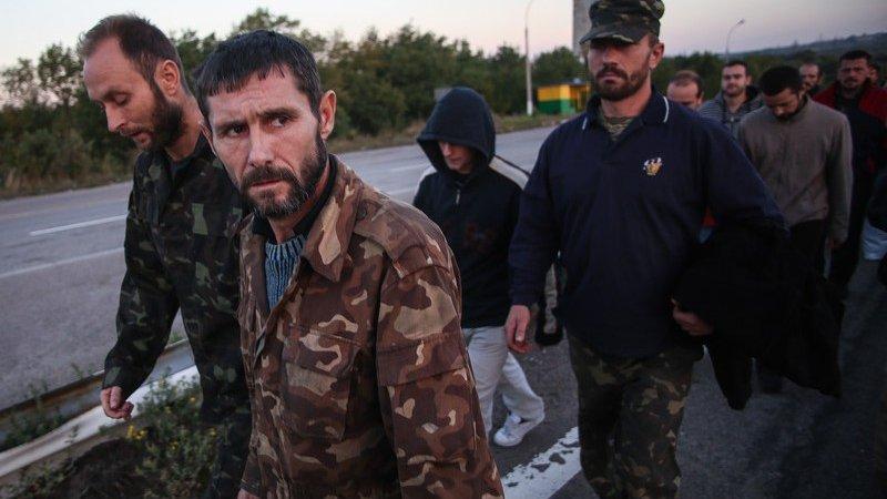 Украина подготовила три группы узников для масштабного обмена