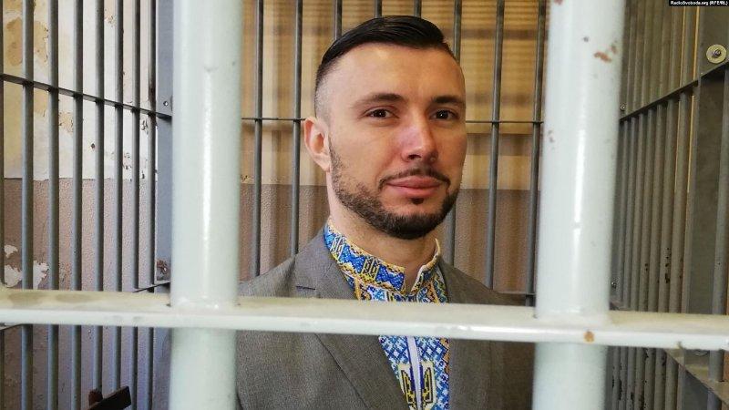 Зеленский не оставляет попыток вызволить украинского неонациста из итальянской тюрьмы