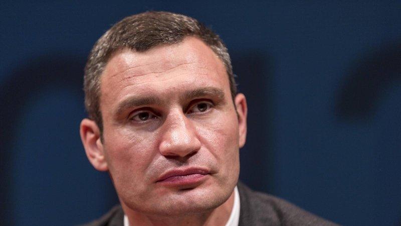 В отношении Кличко возбудили дело о госизмене и хищениях