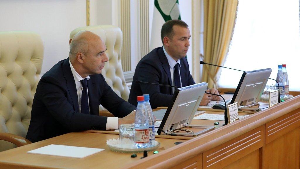 Силуанов сказал, какие изменения ожидают Курганскую область