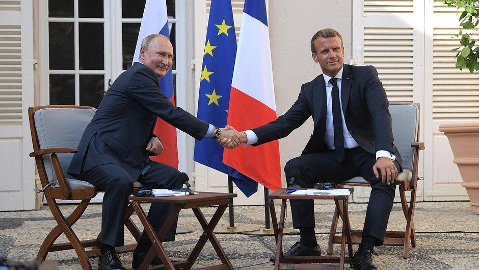 В Киеве заявили, что обмен пленными – заслуга Франции