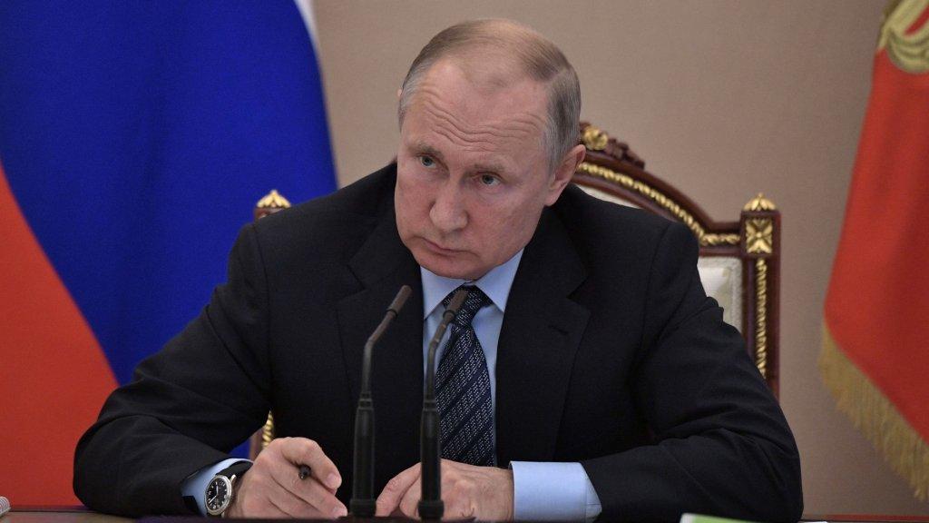 Путин предупредил о риске прекращения транзита газа через Украину