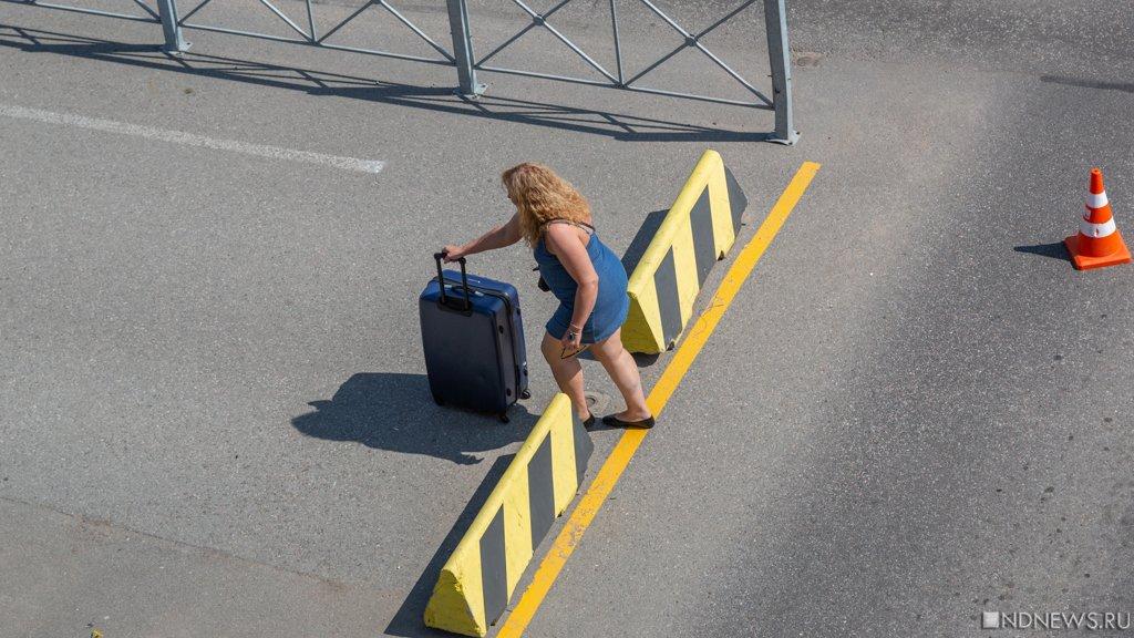 Украина закрыла пункт пропуска на границе с Крымом для автотранспорта