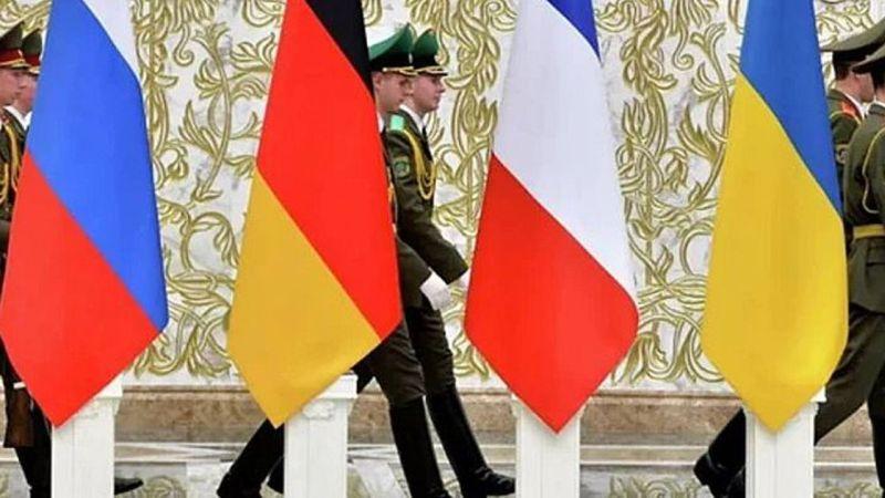 Россия поставит на «нормандском саммите» вопрос о прямом диалоге Киева и ЛДНР