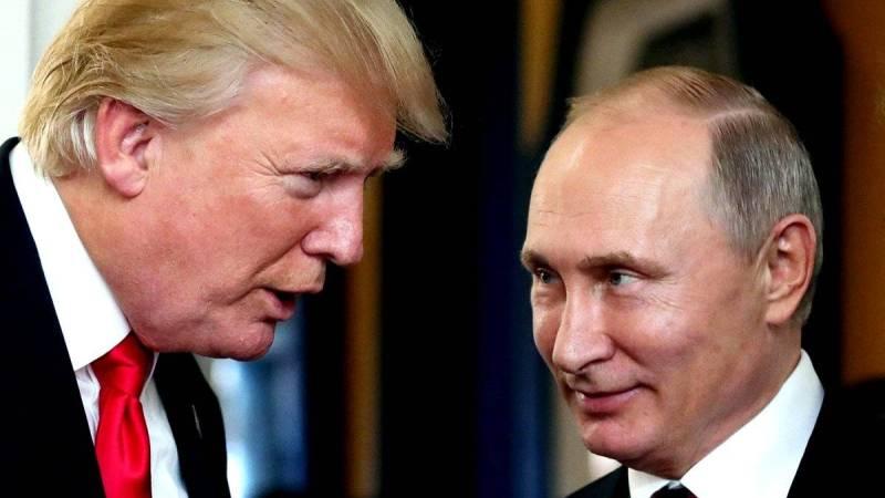 Трамп нашёл подходящий формат для встреч с Путиным
