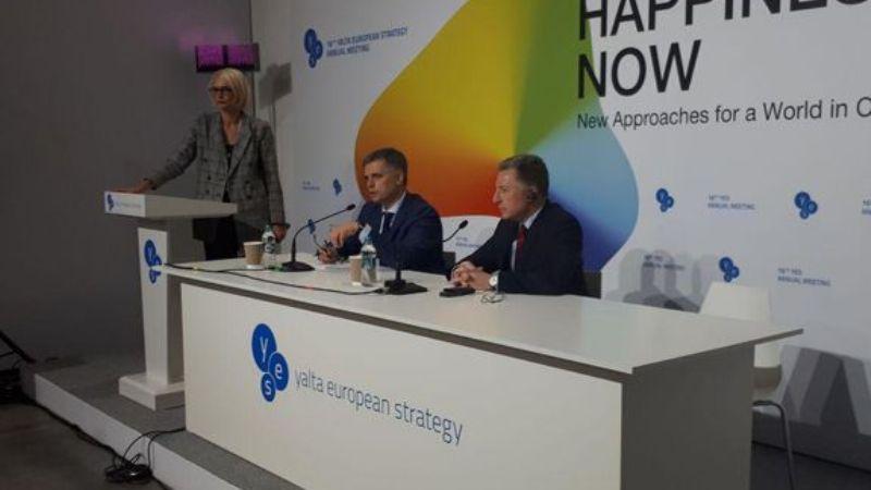 Киев и США отменяют Минские соглашения: Донбасс не получит особый статус