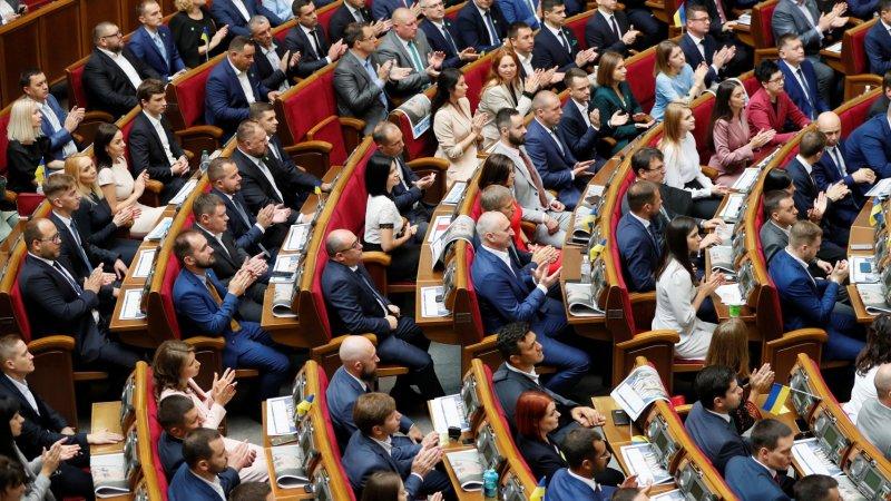 Администрация Зеленского: В нашу партию попали сумасшедшие люди