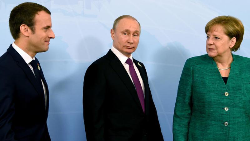 Депутат Зеленского: Украину ждёт «холодный душ» на саммите «нормандской четвёрки»
